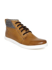 Knotty Derby by Arden Men Tan Brown Casual Shoes