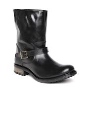 Arden by Knotty Derby Women Black Boots