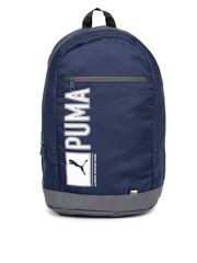 PUMA Unisex Navy Pioneer Backpack