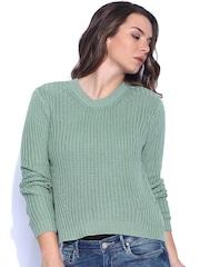 Lee Green Sweater