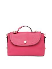 DressBerry Pink Satchel