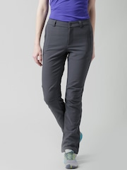 The North Face Grey Bunker Asian Fit Outdoor Track Pants