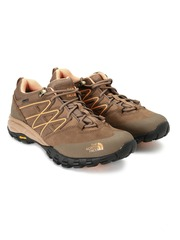 The North Face Women Brown Storm EVO GTX Sports Shoes