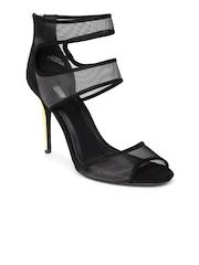 FOREVER 21 Women Black Stilettos