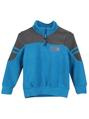 Lilliput Boys Turquoise Blue Jacket