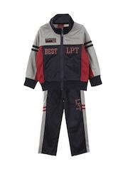 Lilliput Boys Navy & Grey Tracksuit