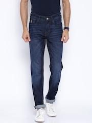 U.S. Polo Assn. Blue Delta Fit Jeans