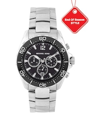 Michael Kors Men Chronograph Black Dial Watch MK8423I