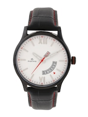 maxima Attivo Men White Dial Watch 30521LMGB
