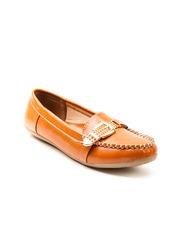 Marc Loire Women Brown Loafers