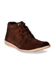 Prolific Men Cofee Brown Boots