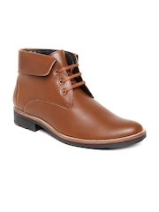 Roadster Men Tan Brown Boots