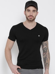 United Colors of Benetton Black T-shirt