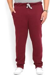 John Pride Maroon Lounge Pants BBAPLJP11830