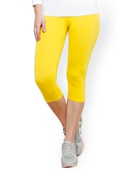 Softrose Yellow Tights