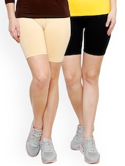 Softrose Women Pack of 2 Tights