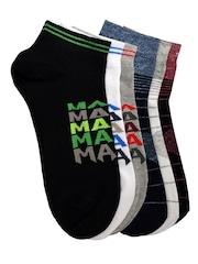 MARC Men Set of 6 Ankle-Length Socks