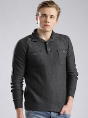 GAS Grey Sweater