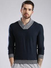 GAS Navy Sweater