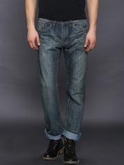 BLEND Blue Washed Storm Fit Jeans