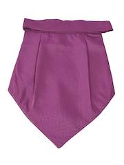 Alvaro Castagnino Purple Cravat