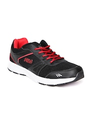 FILA Men Black Run Away Plus 3 Running Shoes