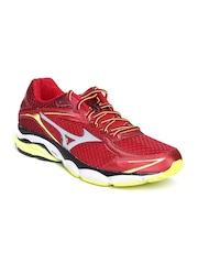 Mizuno Men Red Wave Ultima 7 Running Shoes