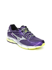 Mizuno Women Purple Wave Ultima 7 Running Shoes