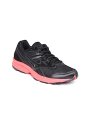 Mizuno Women Black Spark Running Shoes
