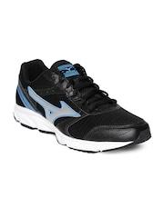 Mizuno Men Black Maximizer 18 Running Shoes