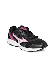 Mizuno Women Black Maximizer 18 Running Shoes