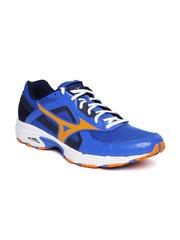 Mizuno Men Blue Empower 3 Running Shoes
