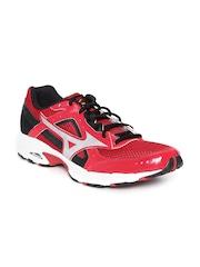 Mizuno Men Red Empower 3 Running Shoes