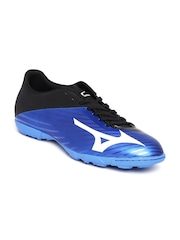 Mizuno Men Blue & Black BASARA 103 AS Football Shoes