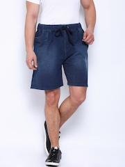 Riot Blue Shorts