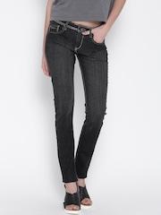 Pepe Jeans Grey Frisky Fit Jeans