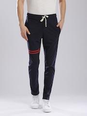 Hubberholme Navy Track Pants