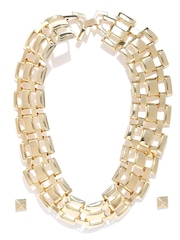 DressBerry Gold-Toned Jewellery Set