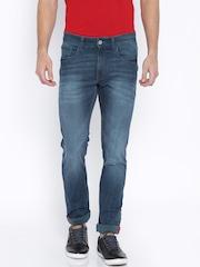 IZOD Blue Skinny Fit Jeans