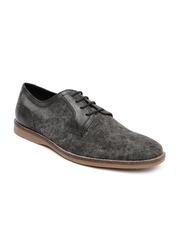 Ruosh Smart Casuals Men Black Boots