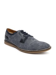 Ruosh Smart Casuals Men Blue Boots