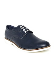 San Frissco Men Navy Lightweight Casual Shoes