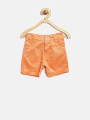 Baby League Boys Orange Shorts