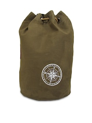 The House of Tara Khaki Backpack