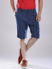 Tommy Hilfiger Navy Denim Chino Shorts