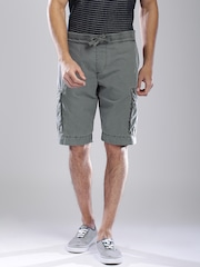 Tommy Hilfiger Grey Cargo Shorts