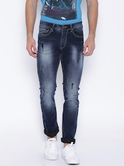SPYKAR Blue Rover Fit Jeans