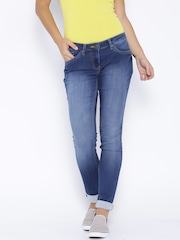 Park Avenue Woman Blue Jeans