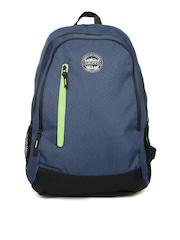 Gear Unisex Navy & Black Eco 4 Waterproof Backpack