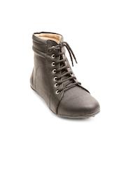 Marc Lorie Women Black Boots